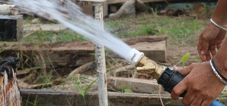Promise Fulfilled: Goed Faith Households Enjoying First Time Access to Potable Water