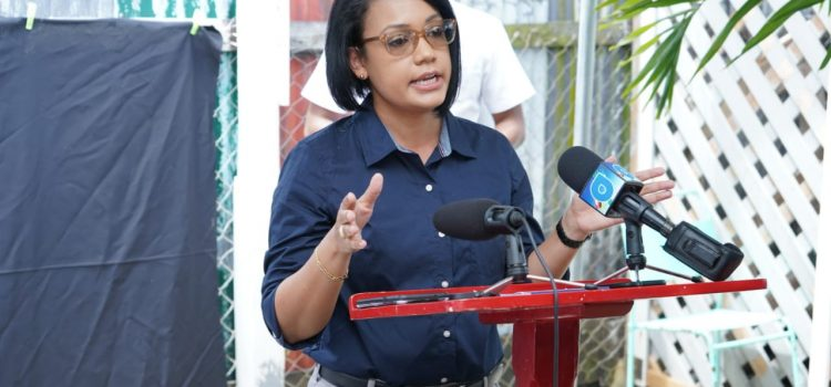 Min. Rodrigues Commits to Meeting Housing & Water Demand in Reg. 6