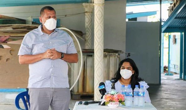 $1.7B for Increased Coverage of Treated Water for Essequibo Coast